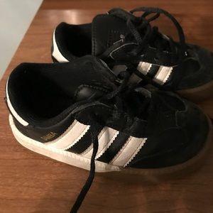 Adidas samba toddler boys 7